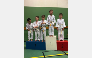Tournoi mini-poussins de St Laurent